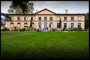 The restore Chateau Ste. Martin