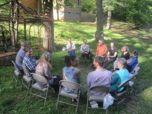 May 2016 gathering