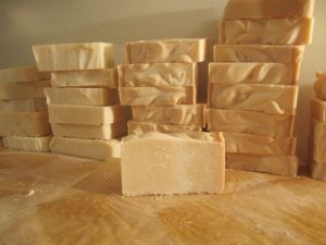Caesarea soap